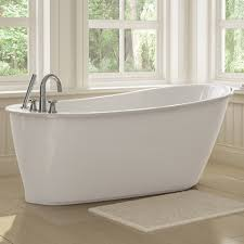 sax freestanding soaker tub w white a by maax