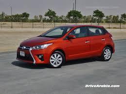 First drive: 2015 Toyota Yaris in the UAE | Drive Arabia