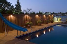 Lighting Around Pool Deck Deck Patio Lighting Outdoor Lighting Perspectives Of