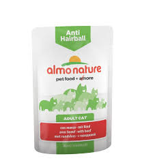 <b>Almo Nature</b> Anti-Hairball with Beef 70 g