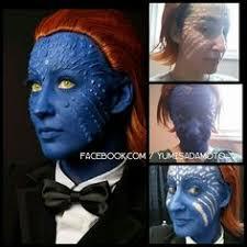 amazing mystique makeup xmen