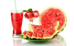 Abnehmen wassermelone