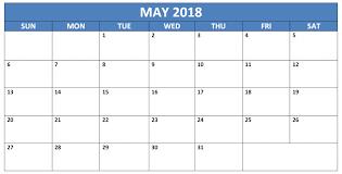 Word 2018 Calendar Template Microsoft Word Blank Calendar Template