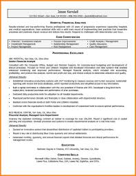 Systems Analyst Resume Example Business Examples Pics Resume