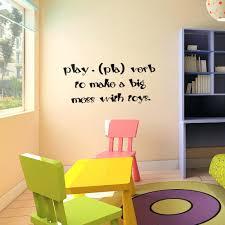 playroom ...