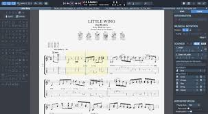 Guitar Pro Sheet Music Editor Software For Guitar Bass Keyboards Drums And More