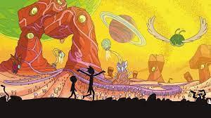Rick And Morty, HD Cartoons, 4k ...