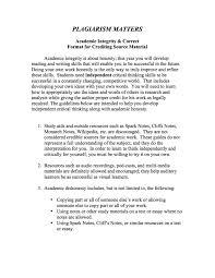 Plagiarism Citation Guide Information On Proper Citation Format