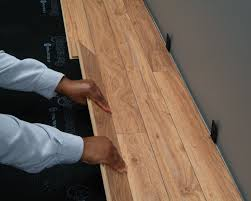 Small Picture Flooring How To Install Snap Together Laminateooring Hgtv