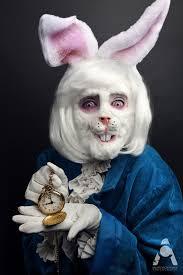 the white rabbit by amandachapmansfx the white rabbit by amandachapmansfx