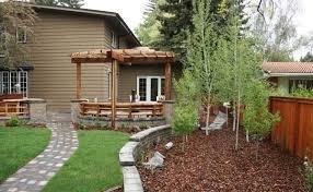 raised patios