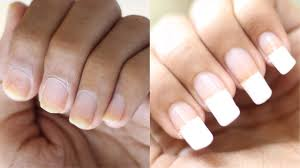 how to grow long strong nails fast in