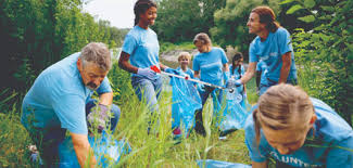 Spring Volunteer Projects Uct