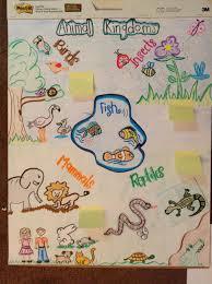 Animals Anchor Chart Kindergarten Kindergarten Anchor