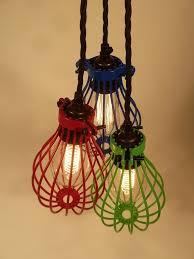 sports bar lighting. image of bespoke pantone ral colour balloon cage 16 bar sports lighting