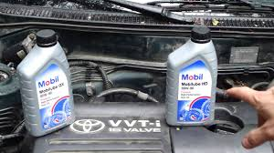 What is good gearbox oil to Toyota Corolla manual gearbox - YouTube