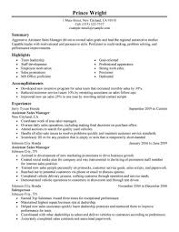 Assistant Manager Job Description For Resume Best Restaurant Assistant Manager Resume Example LiveCareer 72