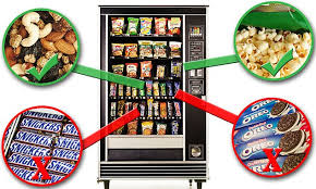 Vending Machine Filler Inspiration Nutritionists Reveal Their Picks From Vending Machines Daily Mail