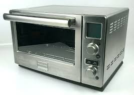 convection infrared oven details about professional stainless steel 6 slice infrared convection toaster oven infrared convection
