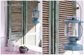 Alte Fensterladen Im Garten