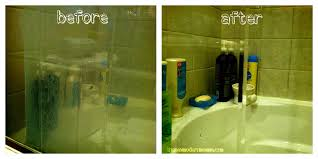 dawn vinegar magic shower cleaner you vast how to clean a with