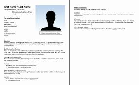 Address Format On Resume Address format Resume Unique Guide to A Standout Yachting Cv 23