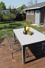 modern chrome cantilever deck chairs