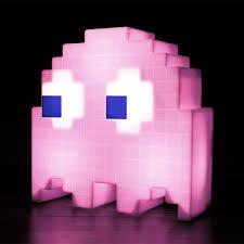 Paladone Pacman Ghost Light Pac Man Ghost Light