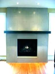 modern fireplace tile contemporary surround ideas glass surrounds