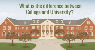 Define Vocational School What Is The Difference Between College And University College Rank