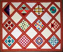 Underground Railroad Sampler Quilt & Underground Railroad Sampler Quilt — Handquilted quilt Adamdwight.com