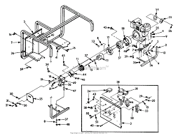 Generator on honda 5000 watt generator wiring diagram
