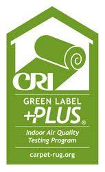 the carpet and rug insute cri green label plus for indoor air quality