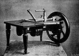 Sewing Machine 1850