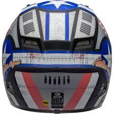 Bell 500 Helmet Size Chart Bell Qualifier Dlx Mips Helmet Devil May Care 2020 Matte Gray