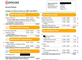 The Consumerist Guide To Understanding Your Comcast Bill