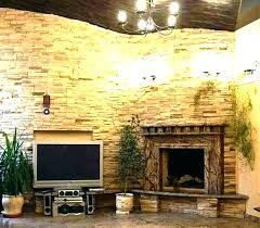 faux stone fireplace panels faux stacked stone fireplace stacked stone fireplace ideas stacked how to install