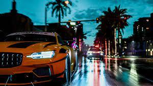 Need for Speed Heat Car 4K Wallpaper #3.483