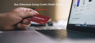 ethereum with credit card
