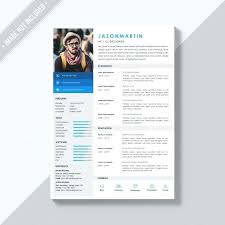 creative resume design templates free download resume design templates downloadable white template with blue and