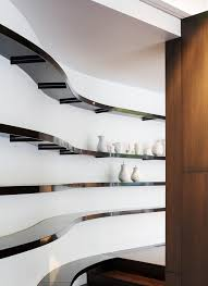 Fascinating Curved Wall Shelves 92 In Decoration Ideas with Curved Wall  Shelves