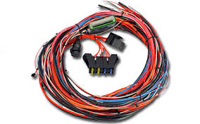 universal programmable ems 4 wiring harnesses aem
