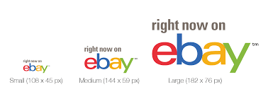 eBay logos and policies