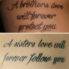 Die 13 Besten Bilder Von Bruder Schwester Tattoos In 2018 Tattoo