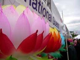 How To Make Big Lotus Flower From Paper Craftionary