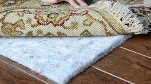 area rug pad 8x10 architecture homely idea best pads feeling warm and comfortable with for hardwood rug pad