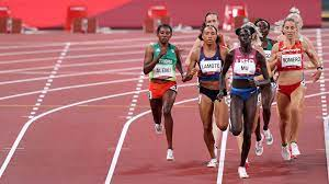 800m final, keeping alive quest ...