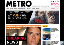 mirror news. abcs: metro was fastest growing national newspaper website in june as sun closed on mirror news