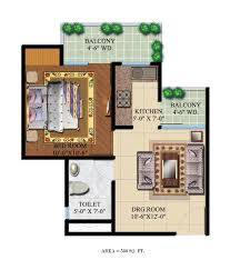 One Bedroom Apartment Design Remarkable Small One Bedroom Apartment Floor Plans Pictures