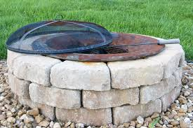 outdoor stone fire pit ideas outdoor furniture style
